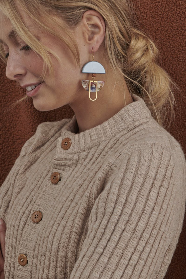 Helm Earrings