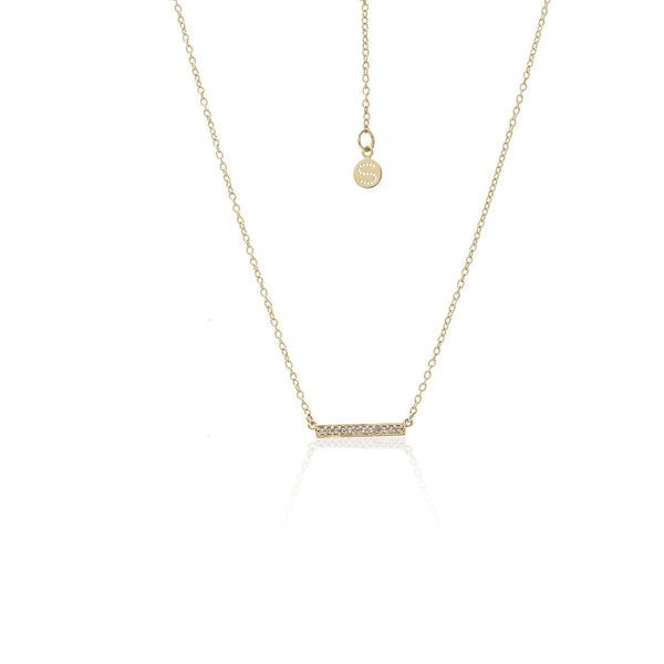 Superfine - Bar Necklace