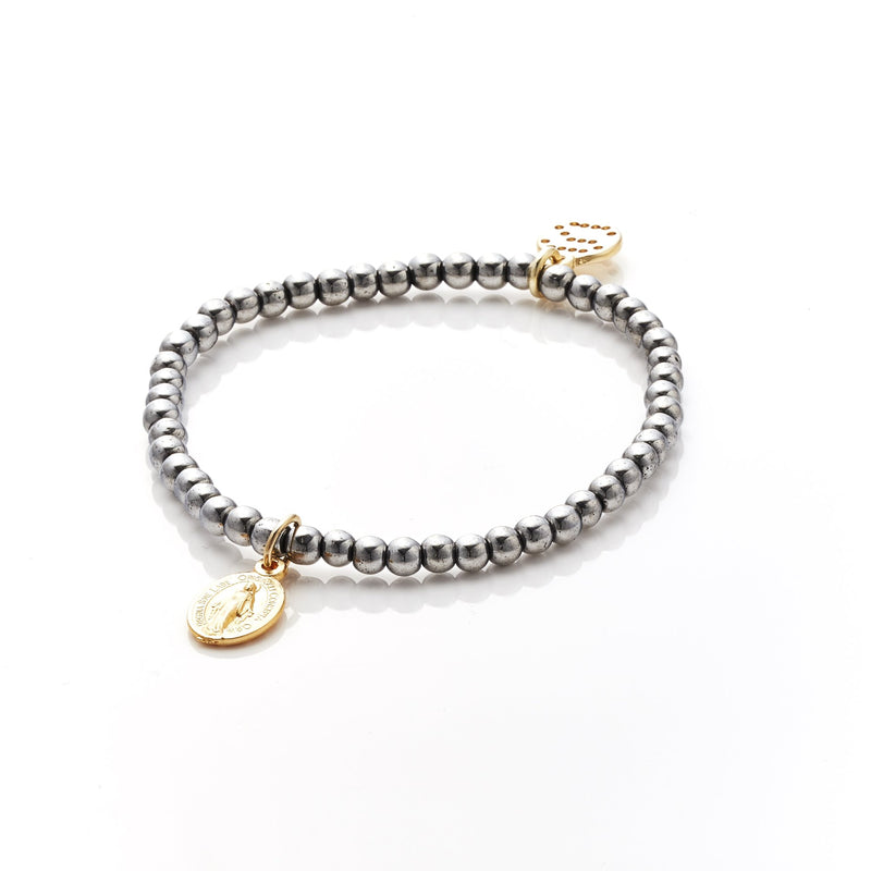Love and Light Bracelet - Gold