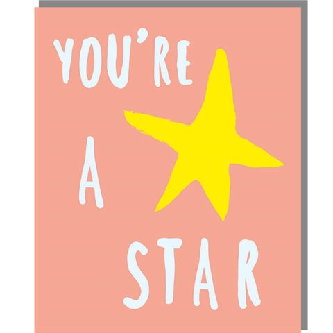 You're a Star - Mini Card
