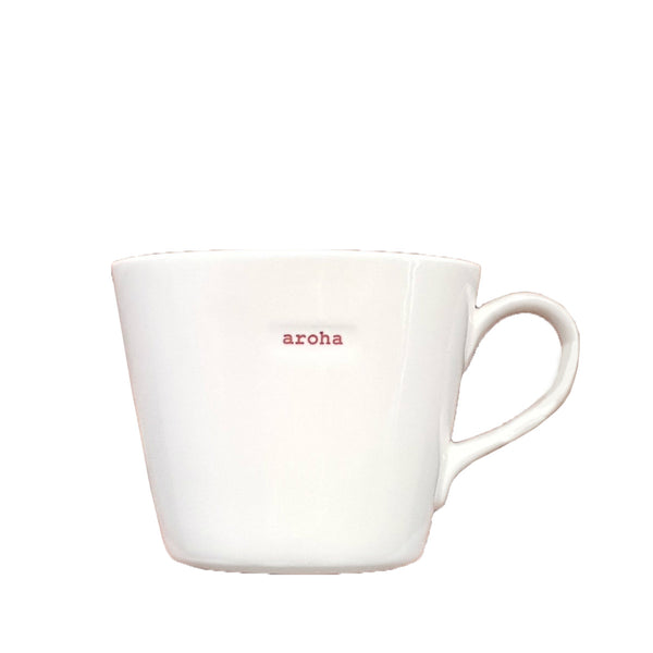 Bucket Mug - Aroha/Love