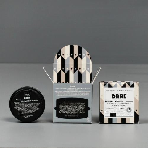 SOLID COLOGNE - BARE