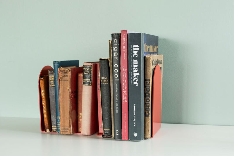 Jamb bookends - Ink