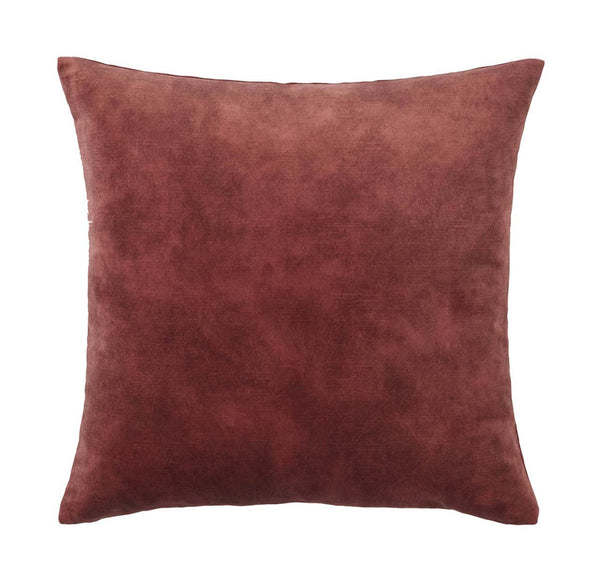 Ava Cushion Cover - Madder