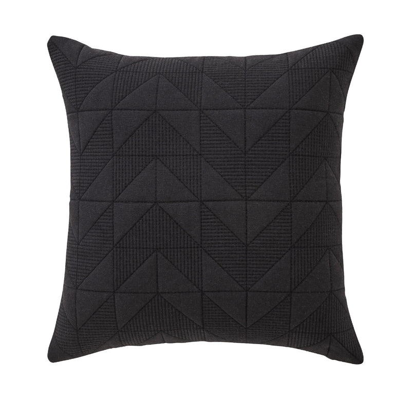 Prado Cushion Cover - Onyx