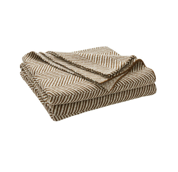 Solano Cotton Throw - Spice