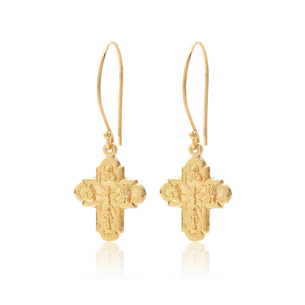 Super Cross Earrings