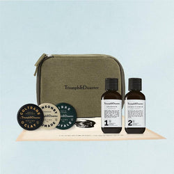 Road Less Travelled - Dopp & Haircare Travel Kit