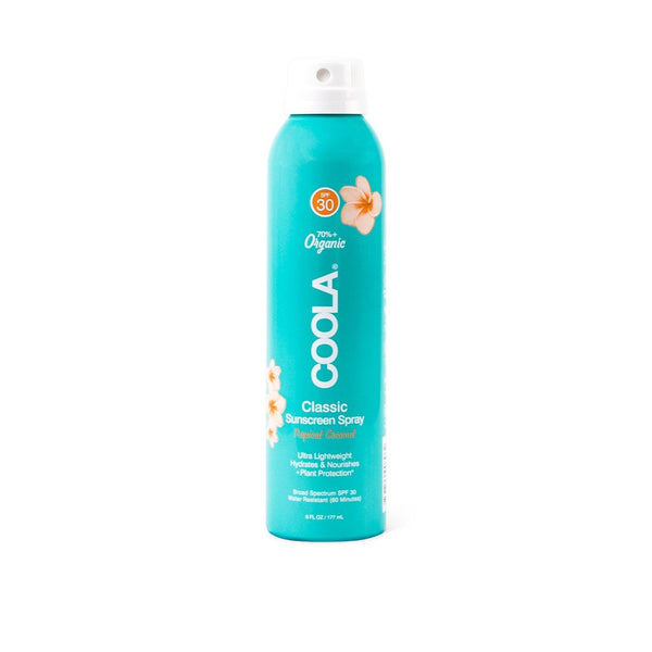 SPF30 Tropical Coconut Classic Spray