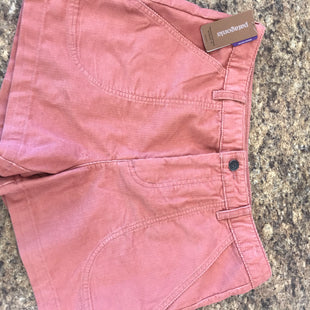 Primary Photo - BRAND: PATAGONIA STYLE: SHORTS COLOR: PEACH SIZE: 12 OTHER INFO: NEW!  CORDUROY, VELCRO BACK POCKETS  SKU: 239-23911-70015