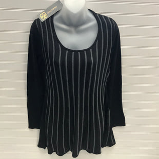 Primary Photo - BRAND: DAISY FUENTES STYLE: TUNIC LONG SLEEVE COLOR: BLACK SIZE: M OTHER INFO: BABYDOLL TOPSKU: 239-23918-38221