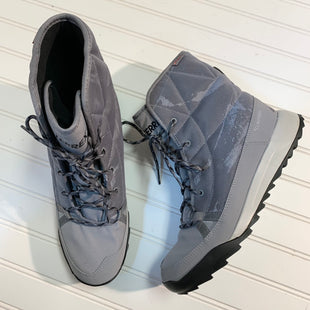 Primary Photo - BRAND: ADIDAS STYLE: BOOTS RAIN COLOR: GREY SIZE: 9.5 OTHER INFO: CLIMAPROOF SKU: 239-23911-72180