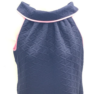 Primary Photo - BRAND:  SAIL TO SABLESTYLE: TOP SLEEVELESS COLOR: NAVY SIZE: L SKU: 239-23911-73875BUTTONS IN THE BACK.