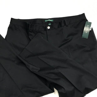 Primary Photo - BRAND: LAUREN BY RALPH LAUREN STYLE: PANTS COLOR: BLACK SIZE: 20 SKU: 239-23918-38937
