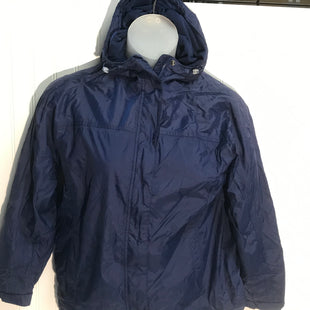 Primary Photo - BRAND: LL BEAN STYLE: JACKET OUTDOOR COLOR: BLUE SIZE: L SKU: 239-23918-36259