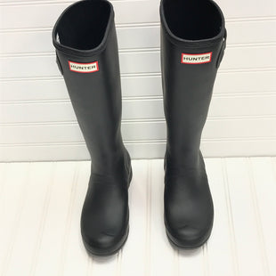 Primary Photo - BRAND: HUNTER STYLE: BOOTS RAIN COLOR: BLACK SIZE: 6 SKU: 239-23918-38871