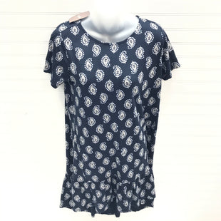 Primary Photo - BRAND: J JILL STYLE: DRESS SHORT SHORT SLEEVE COLOR: BLUE WHITE SIZE: PETITE   SMALL SKU: 239-23911-73220
