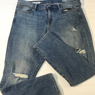 Primary Photo - BRAND: GAP STYLE: JEANS COLOR: DENIM BLUE SIZE: 14 OTHER INFO: WAIST 32 SKU: 239-23918-36226