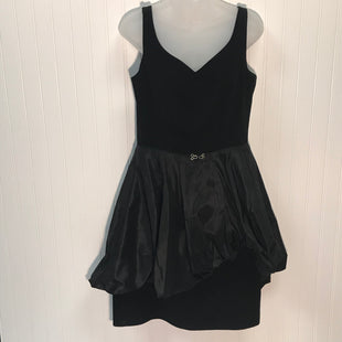 Primary Photo - BRAND:   TERRI JONSTYLE: DRESS SHORT SLEEVELESS COLOR: BLACK SIZE: 10 SKU: 239-23918-34486