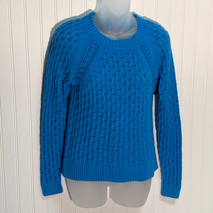 Primary Photo - BRAND: ANN TAYLOR LOFT STYLE: SWEATER LIGHTWEIGHT COLOR: BLUE SIZE: XS OTHER INFO: NEW! SKU: 239-23911-70219