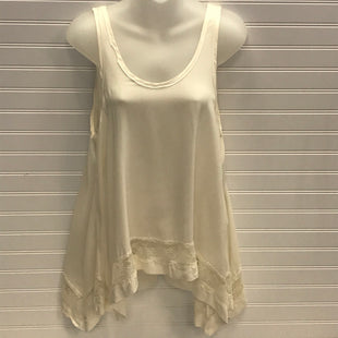 Primary Photo - BRAND: FREE PEOPLE STYLE: TOP SLEEVELESS COLOR: CREAM SIZE: XS SKU: 239-23918-38226