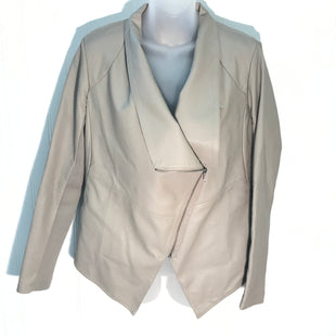 Primary Photo - BRAND: BB DAKOTA STYLE: JACKET OUTDOOR COLOR: TAUPE SIZE: M SKU: 239-23918-34465