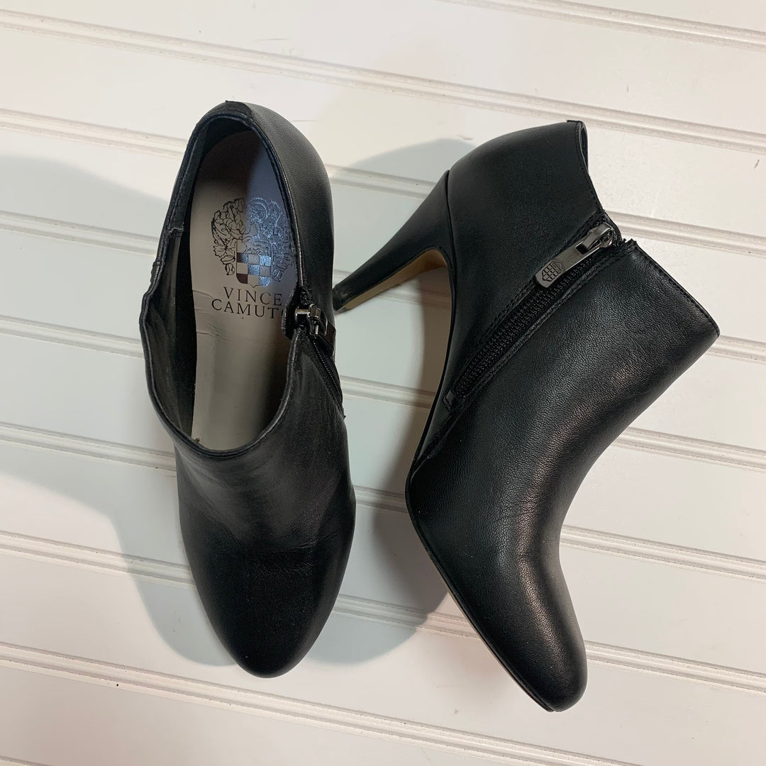 Primary Photo - BRAND: VINCE CAMUTO <BR>STYLE: BOOTS ANKLE <BR>COLOR: BLACK <BR>SIZE: 6.5 <BR>SKU: 239-23918-37175