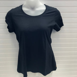 Primary Photo - BRAND: LUCY STYLE: TOP SHORT SLEEVE COLOR: BLACK SIZE: XL SKU: 239-23918-38138