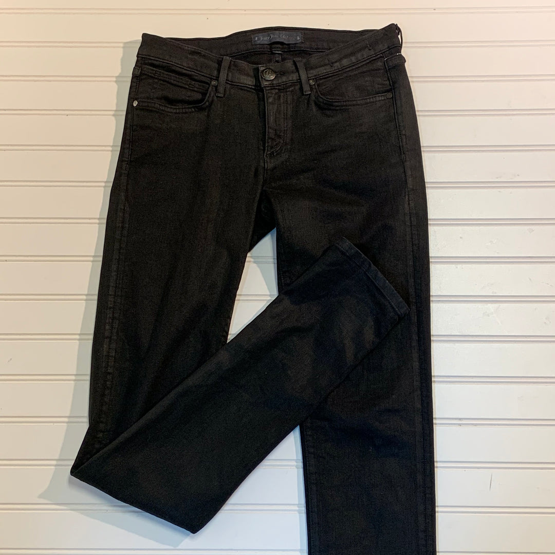 Primary Photo - BRAND: JUICY COUTURE <BR>STYLE: JEANS <BR>COLOR: BLACK <BR>SIZE: 4 <BR>OTHER INFO: SKINNY <BR>SKU: 239-23911-70090