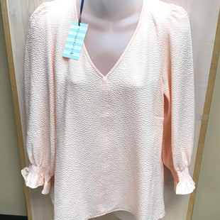 Primary Photo - BRAND: TUCKERNUCK STYLE: TOP LONG SLEEVE COLOR: PEACH SIZE: M OTHER INFO: NEW! POLYESTER SKU: 239-23911-69985