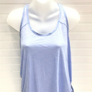 Primary Photo - BRAND: LULULEMON STYLE: ATHLETIC TANK TOP COLOR: PERIWINKLE SIZE: 6 OTHER INFO: NEW! ESSENTIAL TANK SKU: 239-23911-73589