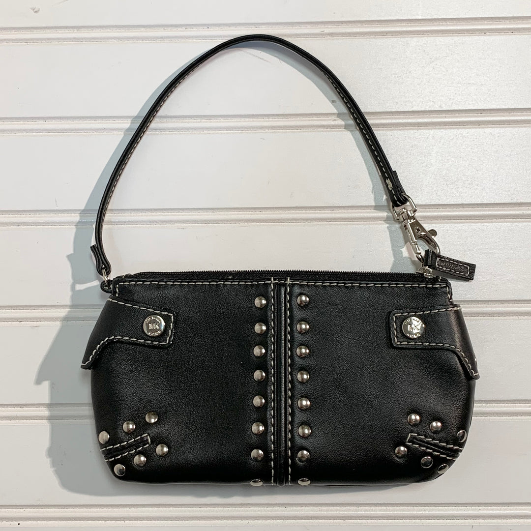 Primary Photo - BRAND: MICHAEL BY MICHAEL KORS <BR>STYLE: WRISTLET <BR>COLOR: BLACK <BR>SIZE: S <BR>SKU: 239-23911-71616