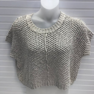 Primary Photo - BRAND: ANN TAYLOR STYLE: SWEATER LIGHTWEIGHT COLOR: TAUPE SIZE: PETITE LARGE SKU: 239-23918-38135