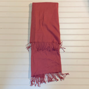 Primary Photo - BRAND:   100STYLE: SCARF WINTER COLOR: MAUVE OTHER INFO: 100%CASHMERE SKU: 239-23918-37688