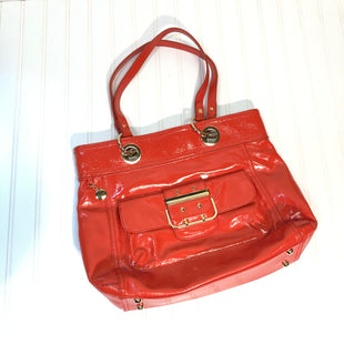 Primary Photo - BRAND: MILLY STYLE: TOTE COLOR: ORANGE SIZE: LARGE SKU: 239-23918-33943