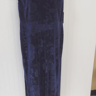 Primary Photo - BRAND: KARL LAGERFELD STYLE: DRESS LONG SLEEVELESS COLOR: NAVY SIZE: 16 OTHER INFO: JUMPSUIT SKU: 239-23911-67653