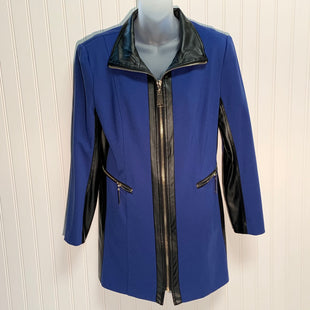 Primary Photo - BRAND:   CMC STYLE: COAT SHORT COLOR: ROYAL BLUE SIZE: 8 OTHER INFO: TALK OF THE WALK - SKU: 239-23918-35849