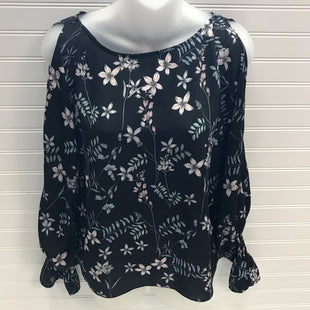 Primary Photo - BRAND: VINCE CAMUTO STYLE: TOP LONG SLEEVE COLOR: FLOWERED SIZE: XS SKU: 239-23911-73203COLD SHOULDER