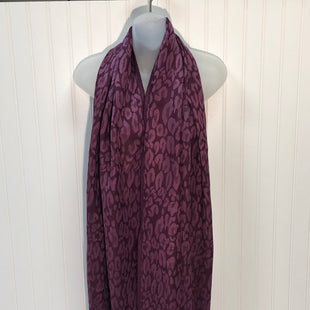 Primary Photo - BRAND: ANN TAYLOR STYLE: SCARF WINTER COLOR: PLUM SKU: 239-23911-67259