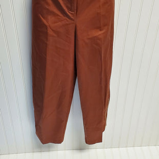 Primary Photo - BRAND: NEW YORK AND CO STYLE: PANTS COLOR: RUST SIZE: 6 OTHER INFO: NEW! SKU: 239-23911-69932