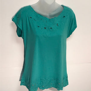 Primary Photo - BRAND: ANN TAYLORSTYLE: TOP SLEEVELESSCOLOR: GREENSIZE: SOTHER INFO: NEW!SKU: 239-23911-66770