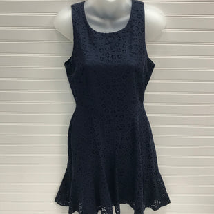 Primary Photo - BRAND: J CREW O STYLE: DRESS SHORT SLEEVELESS COLOR: NAVY SIZE: 2 SKU: 239-23911-73341