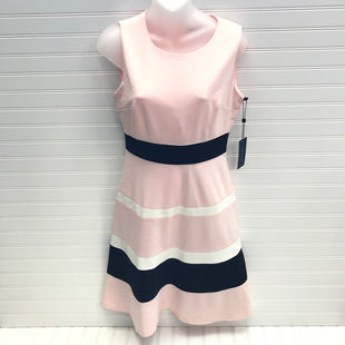 Primary Photo - BRAND: TOMMY HILFIGER STYLE: DRESS SHORT SLEEVELESS COLOR: PINK BLACK WHITE SIZE: 4  SKU: 239-23911-74075