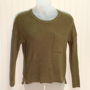 Primary Photo - BRAND: MADEWELL STYLE: SWEATER HEAVYWEIGHT COLOR: OLIVE SIZE: M SKU: 239-23911-71559