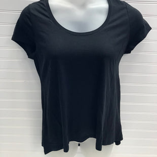 Primary Photo - BRAND: ANN TAYLOR STYLE: TOP SHORT SLEEVE COLOR: BLACK SIZE: L OTHER INFO: NEW! SKU: 239-23918-38141