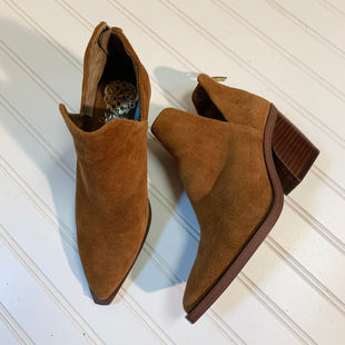 Primary Photo - BRAND: VINCE CAMUTO STYLE: BOOTS ANKLE COLOR: CAMEL SIZE: 6 OTHER INFO: NEW! SKU: 239-23911-72200