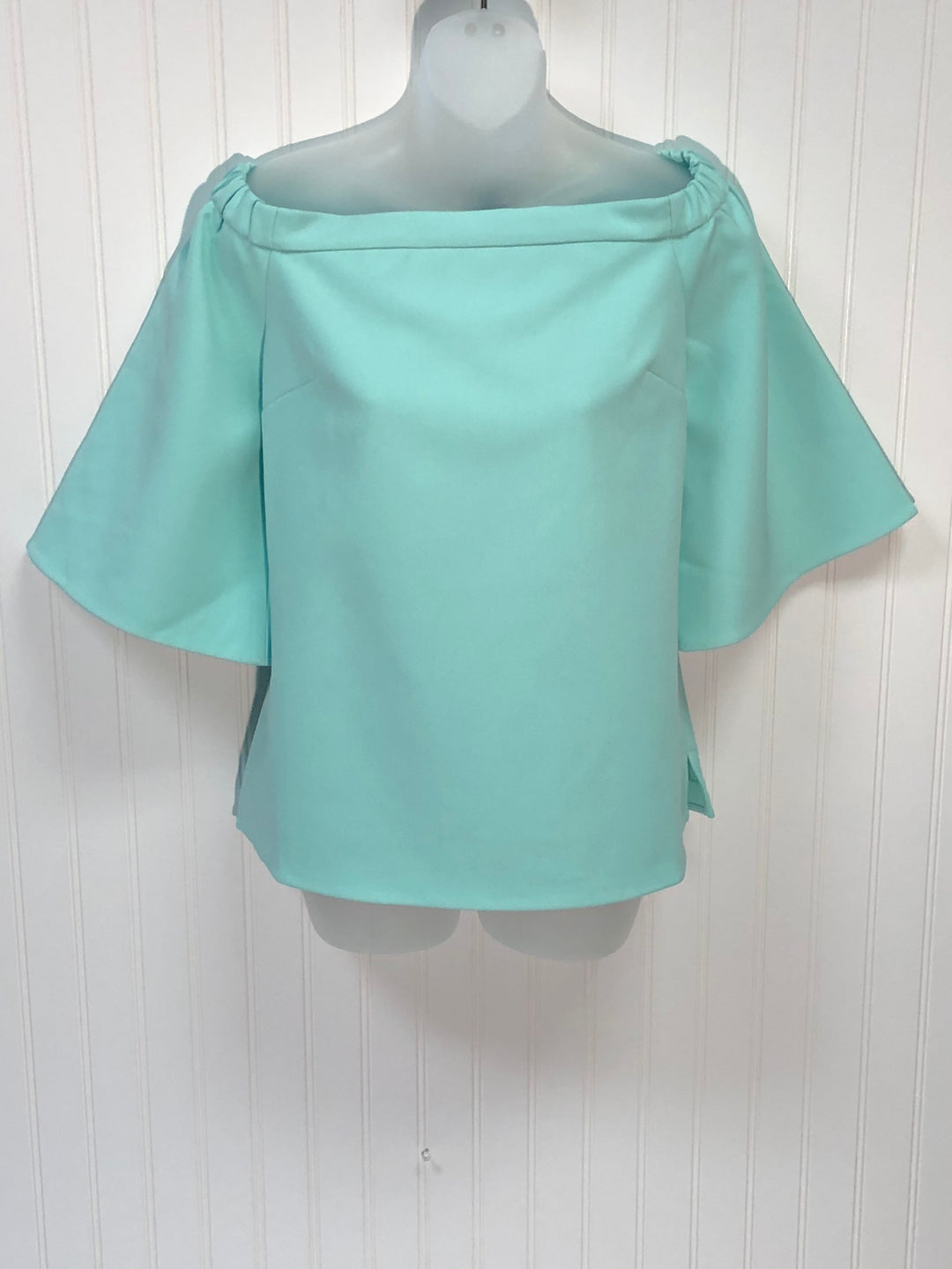 Primary Photo - BRAND:  SAIL TO SABLE<BR>STYLE: TOP LONG SLEEVE <BR>COLOR: MINT <BR>SIZE: M <BR>SKU: 239-23918-33667