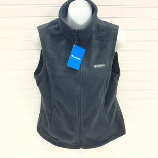 Primary Photo - BRAND: COLUMBIA STYLE: VEST FLEECE COLOR: CHARCOAL SIZE: M OTHER INFO: BENTON SPRINGS VESTSKU: 239-23911-73217