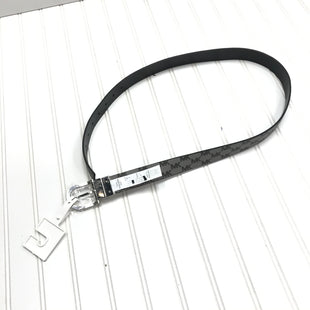Primary Photo - BRAND: MICHAEL BY MICHAEL KORS STYLE: BELT COLOR: GREY SIZE: L OTHER INFO: NEW! REVERSIBLE SKU: 239-23918-39167