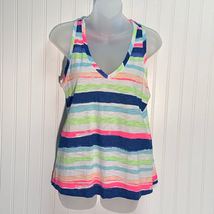 Primary Photo - BRAND: LILLY PULITZER STYLE: TOP SLEEVELESS COLOR: STRIPED SIZE: S SKU: 239-23911-72581